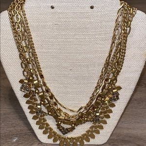 Stella and dot gold Sutton